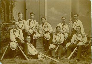 1879 Baseball Team